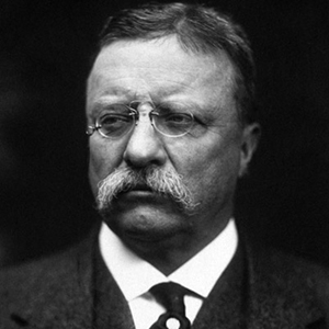 Photograph of Theodore Roosevelt