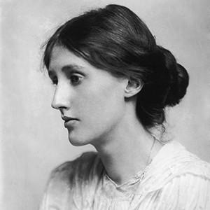 Photograph of Virginia Woolf