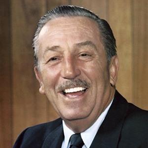 Photograph of Walt Disney