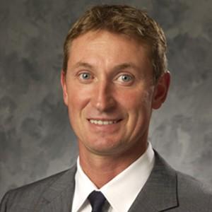 Photograph of Wayne Gretzky