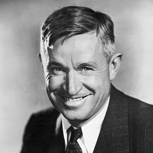 Photograph of Will Rogers