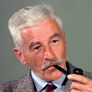 Photograph of William Faulkner