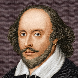 Photograph of William Shakespeare