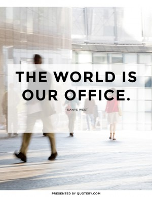 world-is-our-office