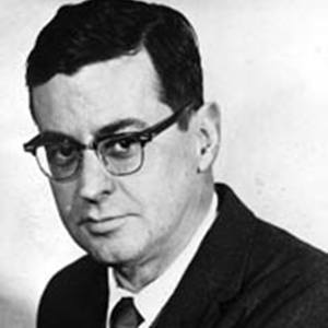 Photograph of Bill Vaughan.