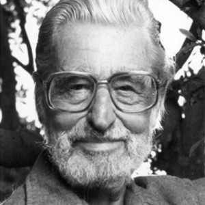 Photograph of Dr. Seuss.