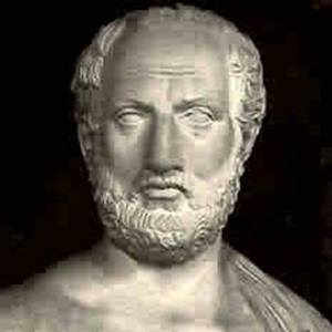 Photograph of Thucydides.
