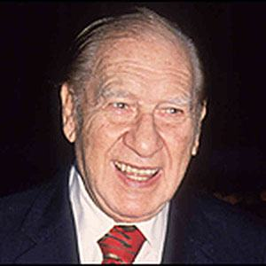Photograph of Henny Youngman.