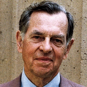Photograph of Joseph Campbell.