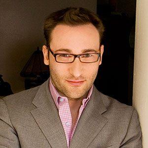 Photograph of Simon Sinek.