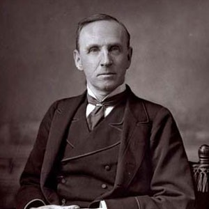 Photograph of Viscount John Morley.