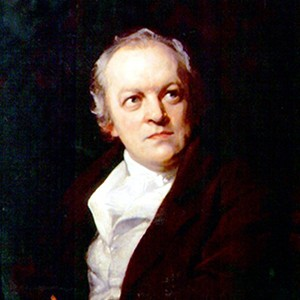 Photograph of William Blake.