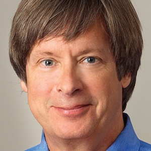A photograph of Dave Barry.
