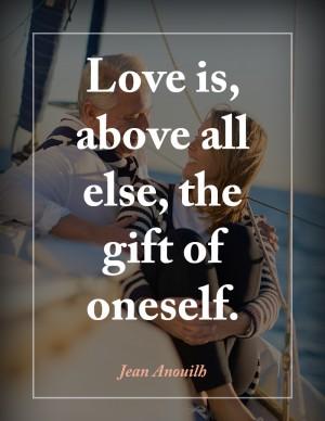 gift-of-oneself