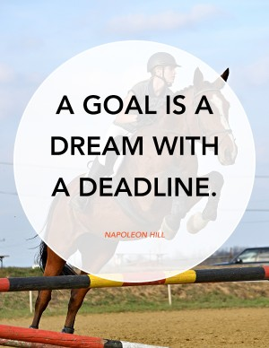 goal-is-a-dream-with-a-deadline