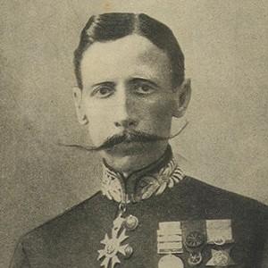 A photograph of Claude McDonald.