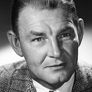 A photograph of Ed Gardner.