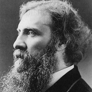 A photograph of George Macdonald.