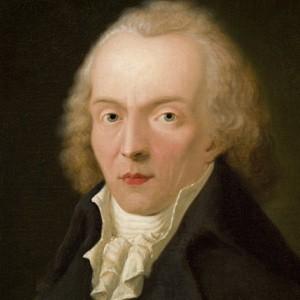A photograph of Johann Paul Friedrich Richter.