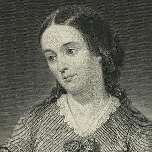 A photograph of Margaret Fuller.