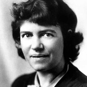 A photograph of Margaret Mead.