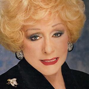 A photograph of Mary Kay Ash.