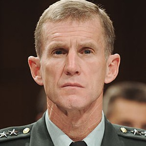 A photograph of Stanley McChrystal.