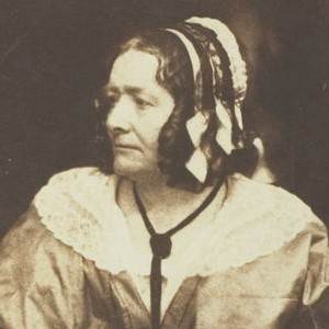 A photograph of Anna Brownell Jameson.