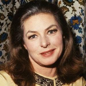A photograph of Ingrid Bergman.