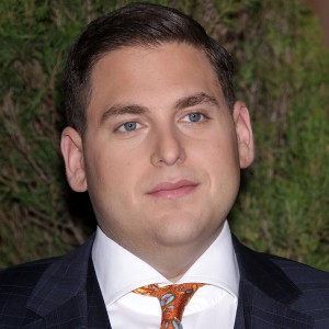 A photograph of Jonah Hill.